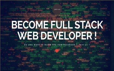 Développement Web Full Stack
