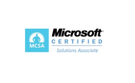 MCSA – Microsoft Certification