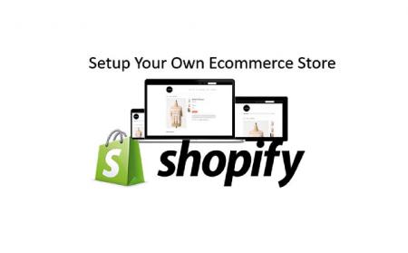 E-Commerce – Shopify