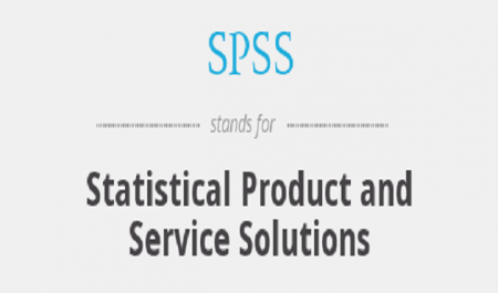 SPSS (Statistical Package for the Social Sciences)